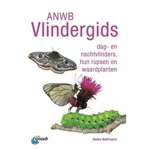 ANWB vlindergids - Heiko Bellmann