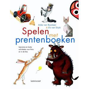 Spelen met prentenboeken - Anke van Boxmeer en Els van Dijck
