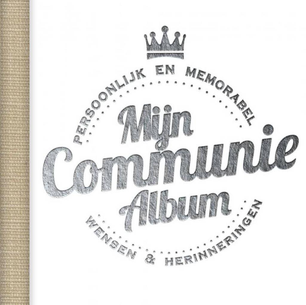 Communie album - Sonja Spoelstra