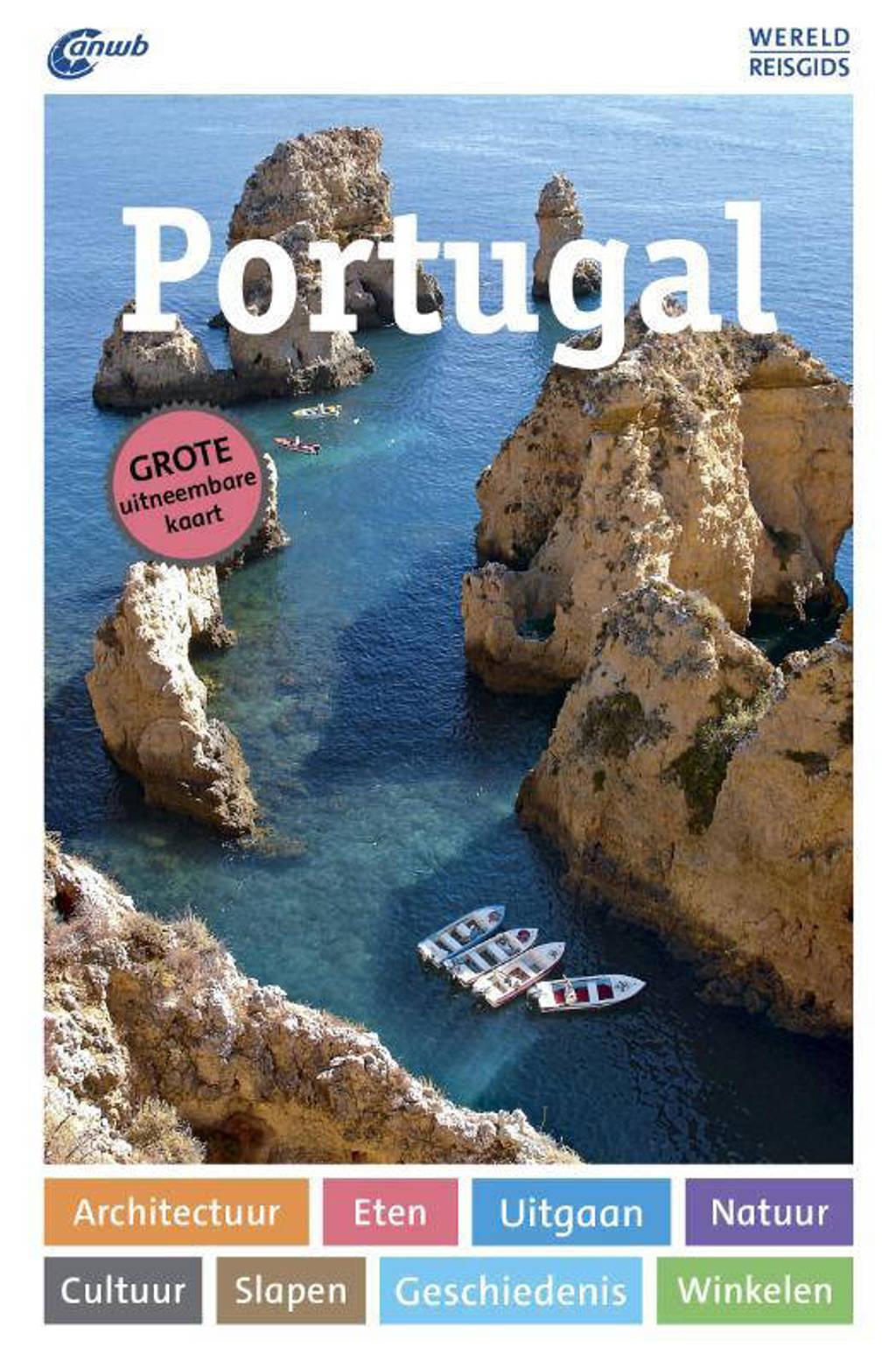 ANWB wereldreisgids: Portugal - Jürgen Strohmaier