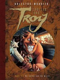 Trollen van Troy: De veren van de wijze - Christophe Arleston en Jean-Louis Mourier