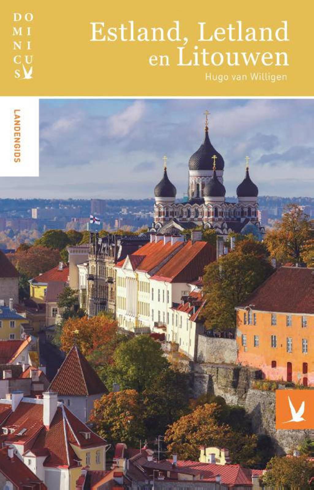 Dominicus landengids: Estland, Letland en Litouwen - Hugo van Willigen