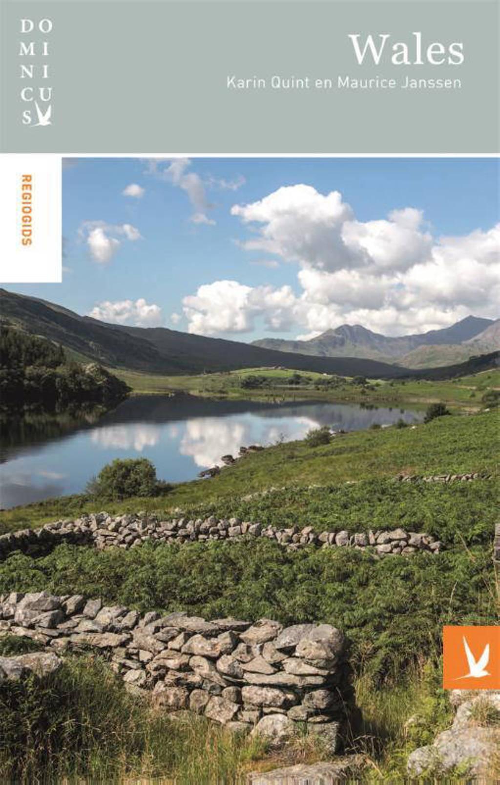 Dominicus Regiogids: Wales - Karin Quint en Maurice Janssen