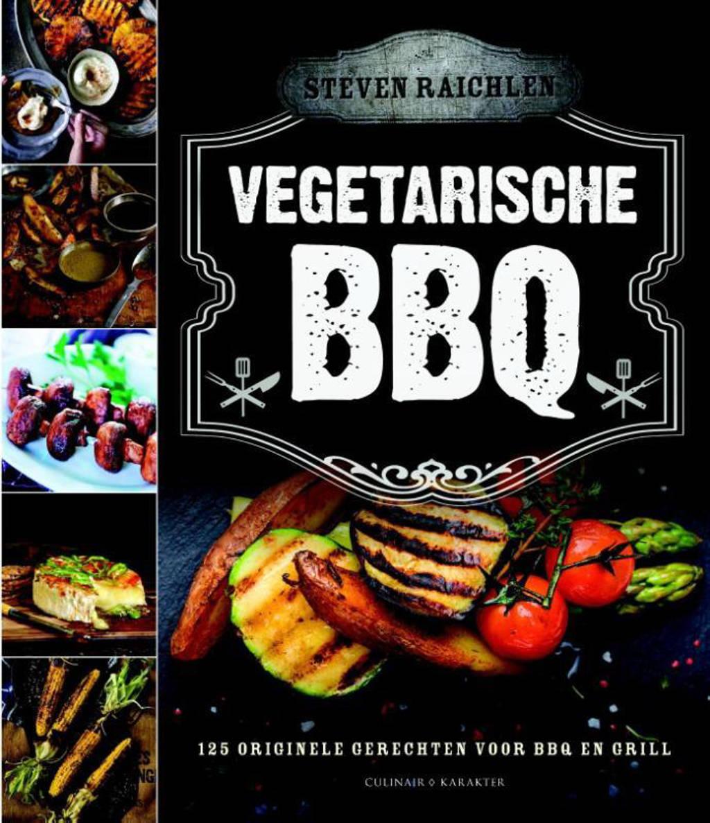 Vegetarische BBQ - Steven Raichlen