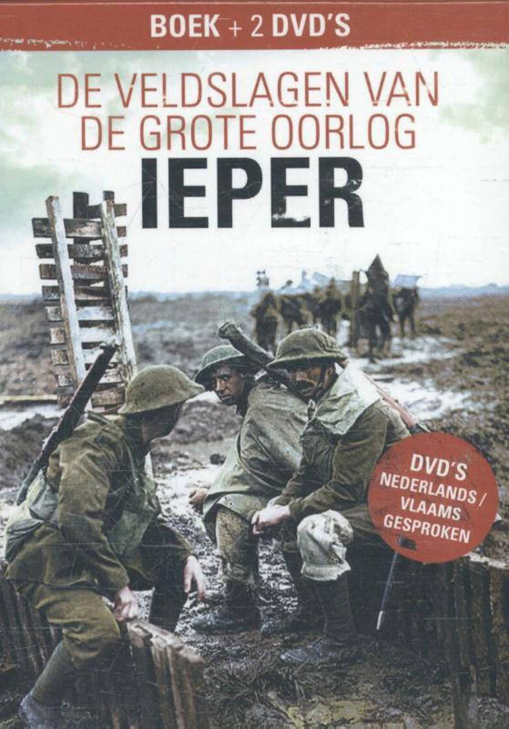 De veldslagen van de Grote Oorlog: Ieper - Henk van der Linden