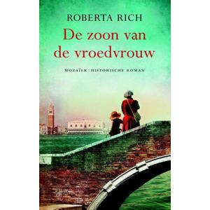 De zoon van de vroedvrouw - Roberta Rich