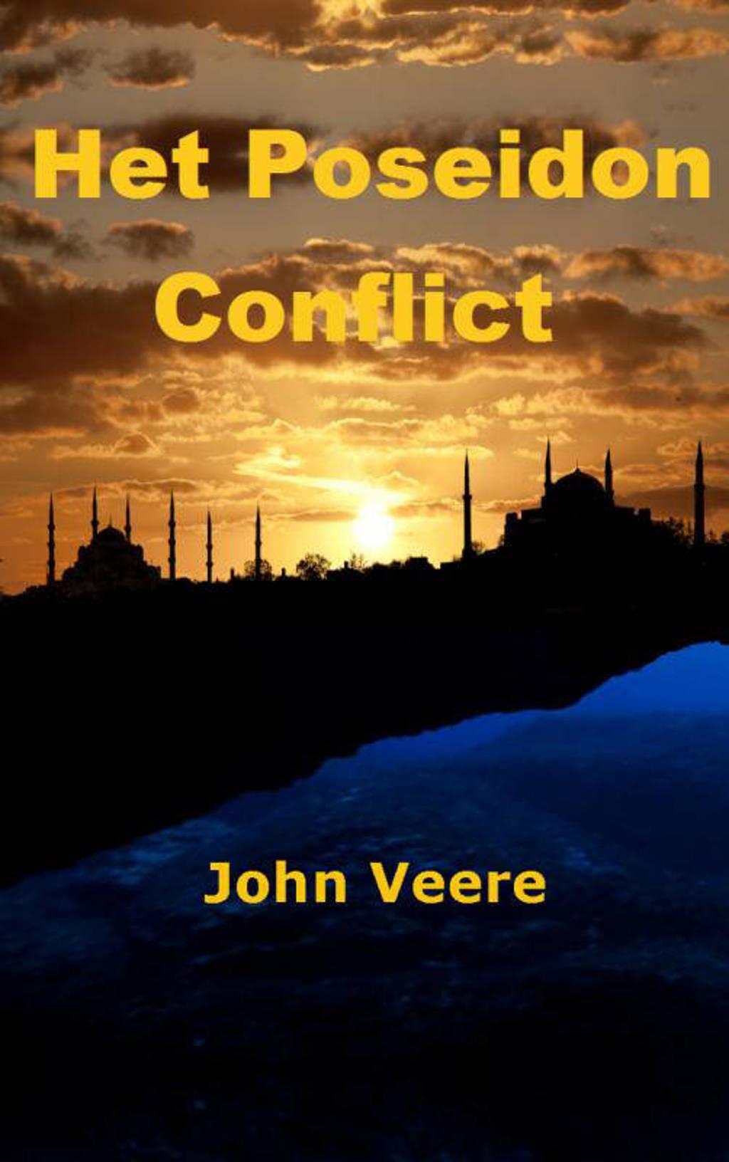 Het Poseidon Conflict - John Veere