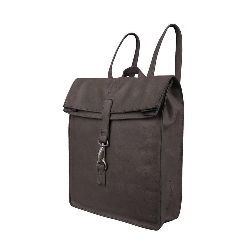 Cowboysbag leren rugzak Backpack Doral, 142 - Storm Grey
