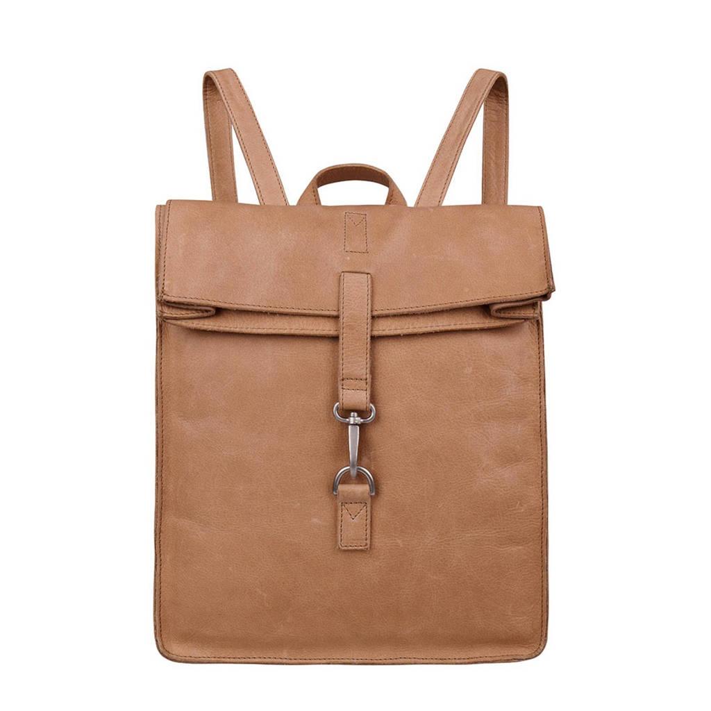 Cowboysbag   leren rugzak Backpack Doral, 370 - Camel