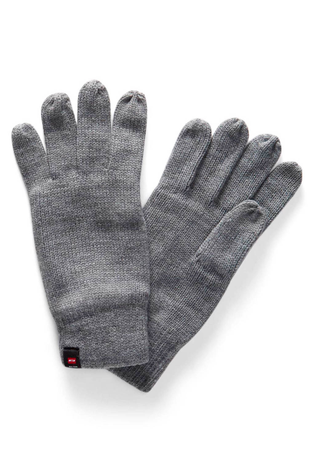 Jack & Jones handschoenen Jacleon, Grijs melange
