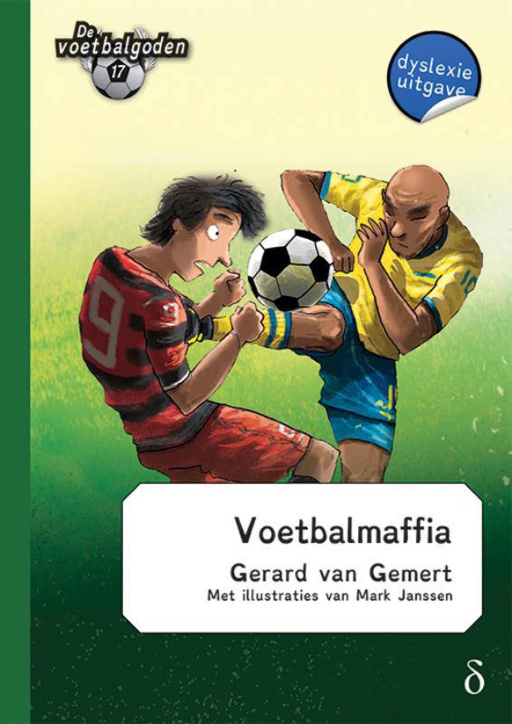 De voetbalgoden: Voetbalmaffia - Gerard van Gemert