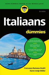 Voor Dummies: Italiaans voor dummies - Francesca Romana Onofri en Karen Antje Möller