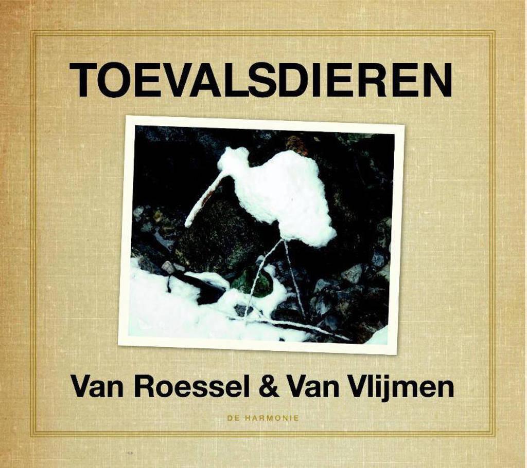 Toevalsdieren - Frank van Roessel en Mara van Vlijmen