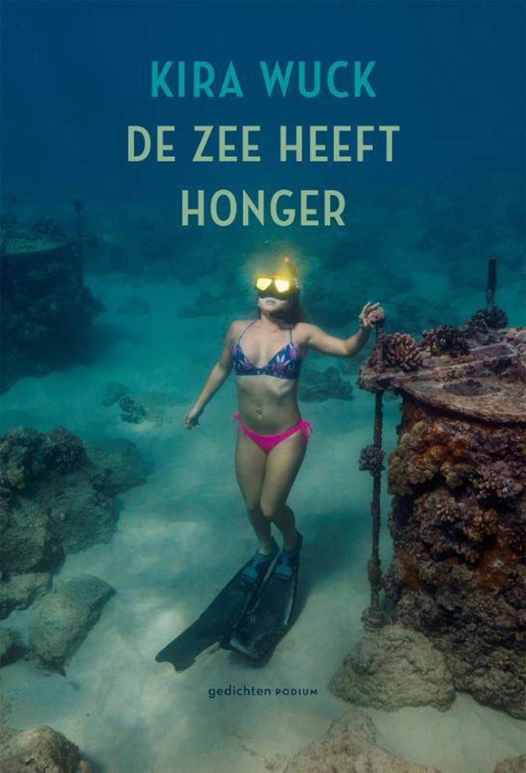 De zee heeft honger - Kira Wuck