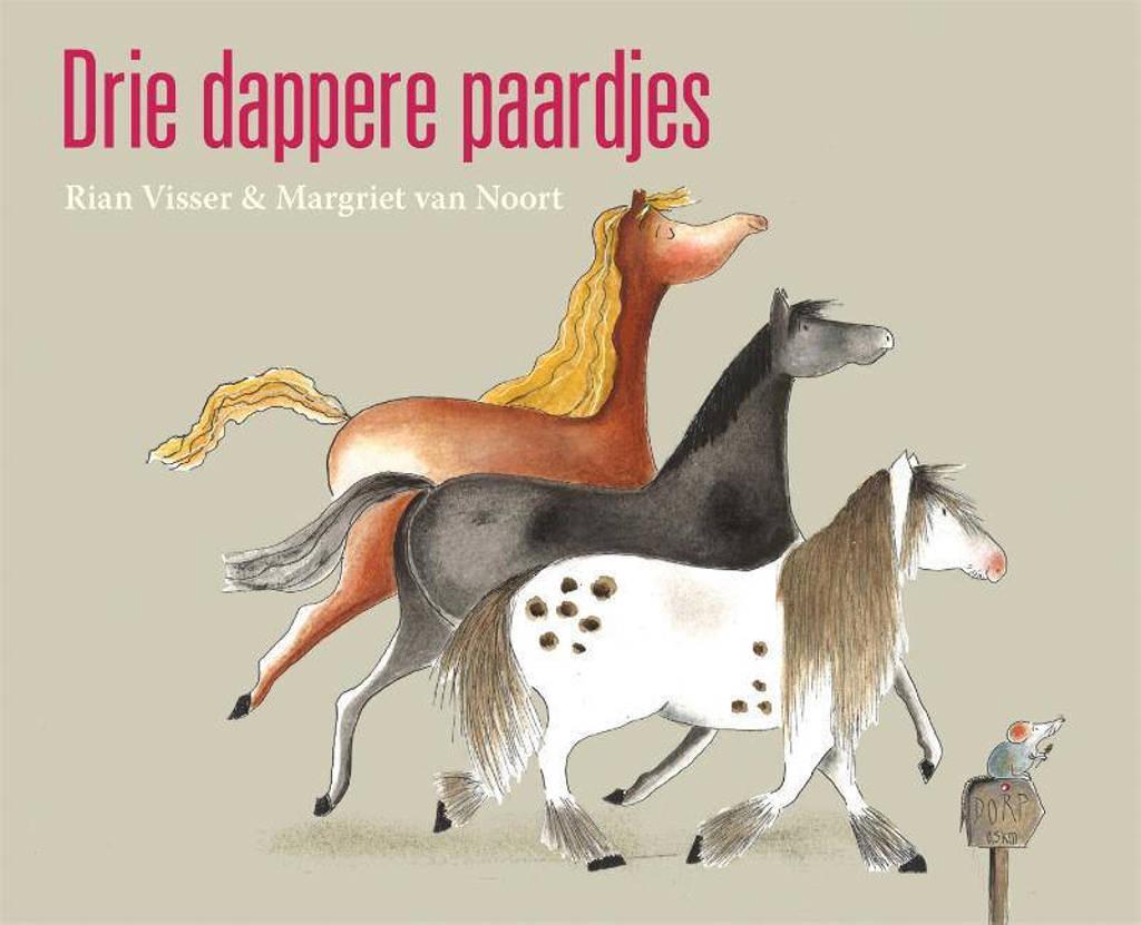 Drie dappere paardjes - Rian Visser