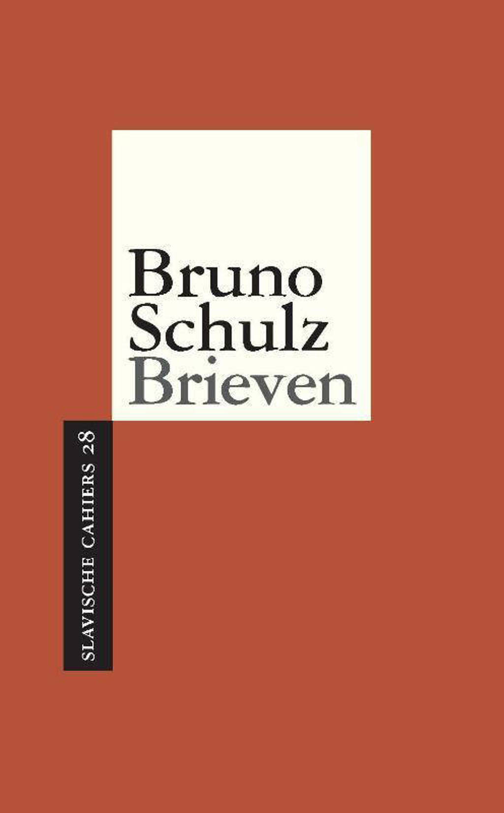 Slavische Cahiers: Brieven - Bruno Schulz