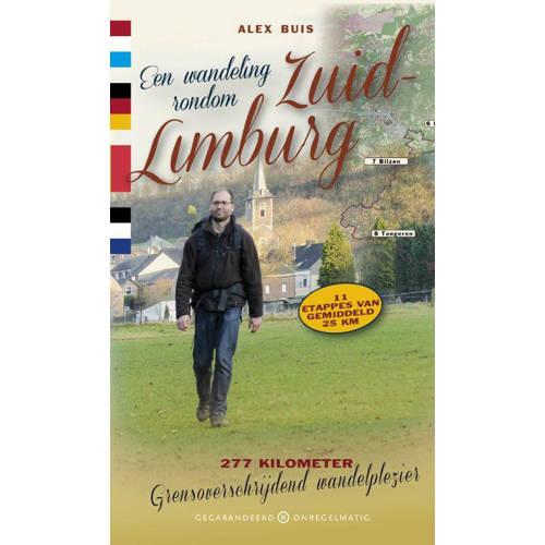 Een wandeling rondom ...: Een wandeling rondom Zuid-Limburg - Alex Buis kopen