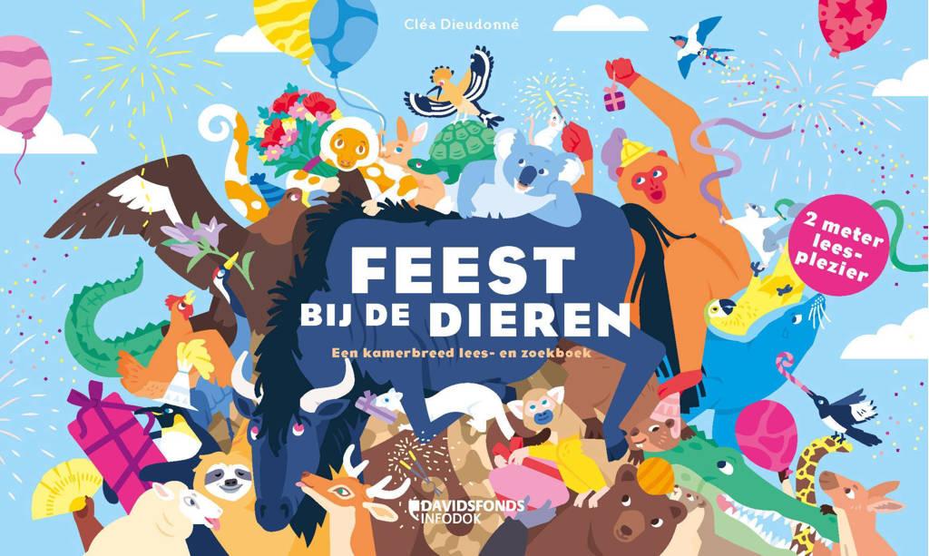 Feest bij de dieren - Cléa Dieudonné