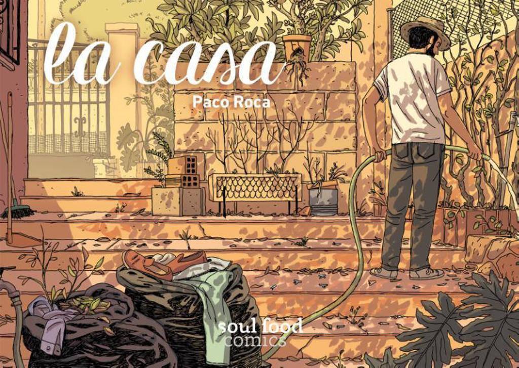 La Casa - Paco Roca