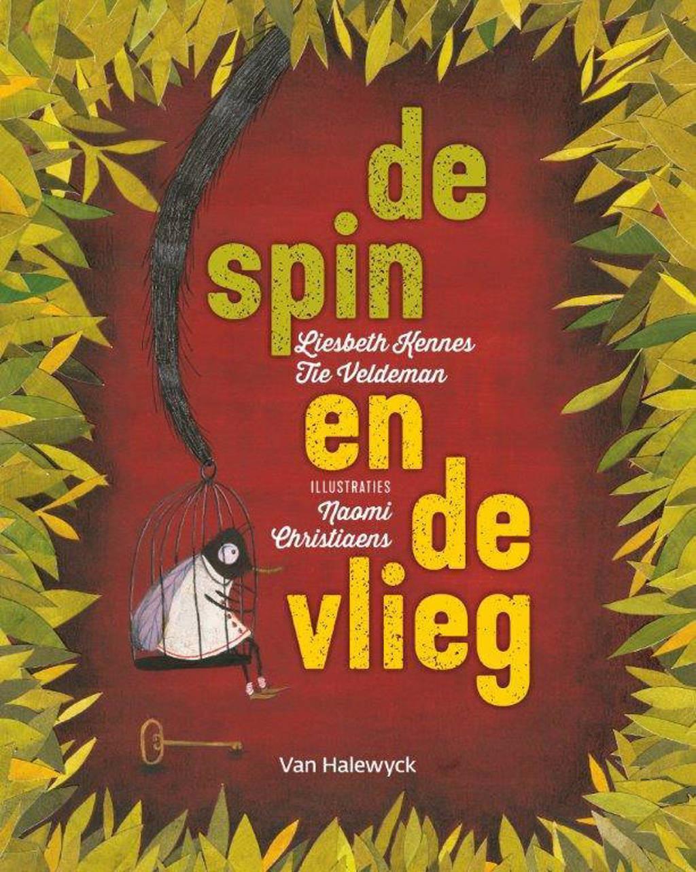 De spin en de vlieg - Liesbeth Kennes en Tie Veldeman