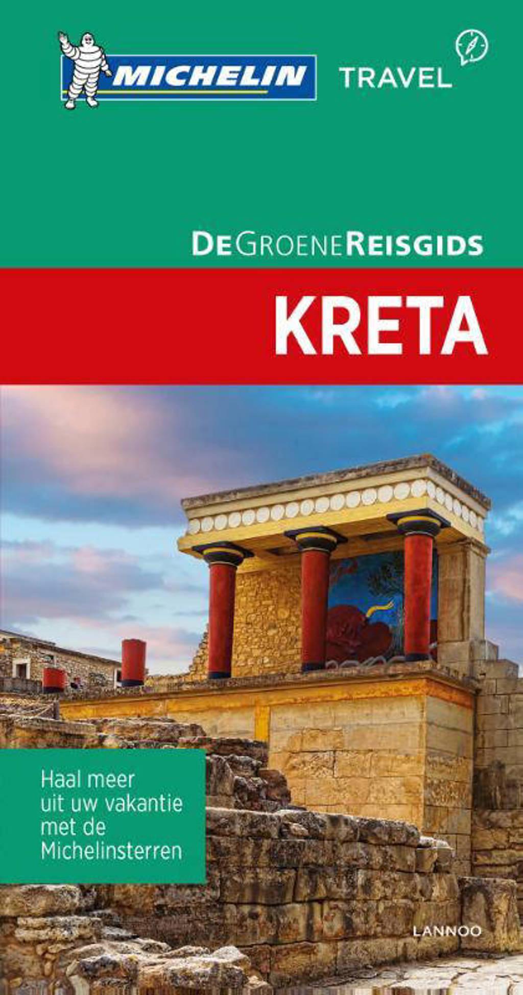 De Groene Reisgids: De Groene Reisgids - Kreta
