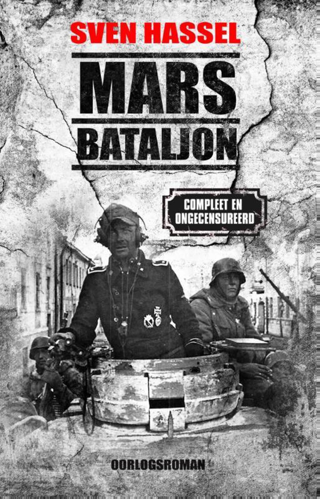 Marsbataljon - Sven Hassel