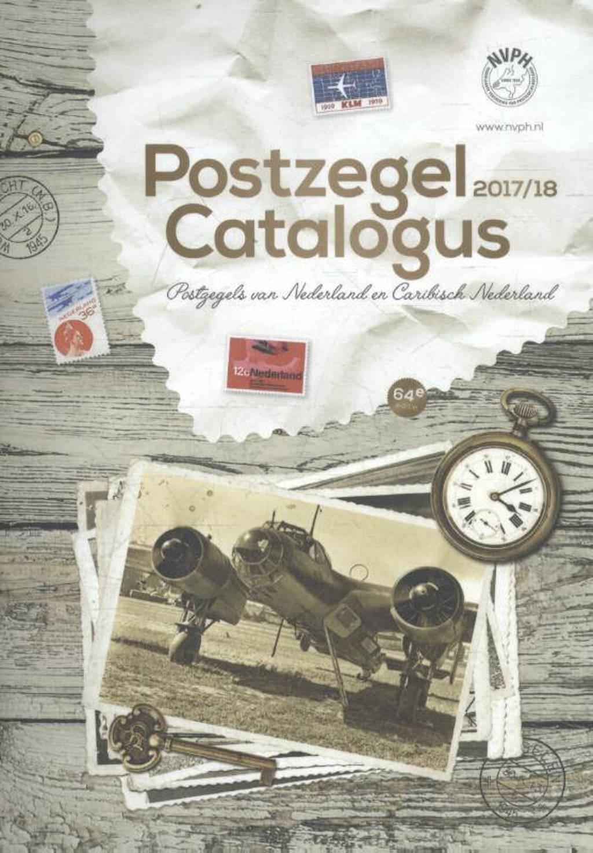 Postzegelcatalogus 2017/18