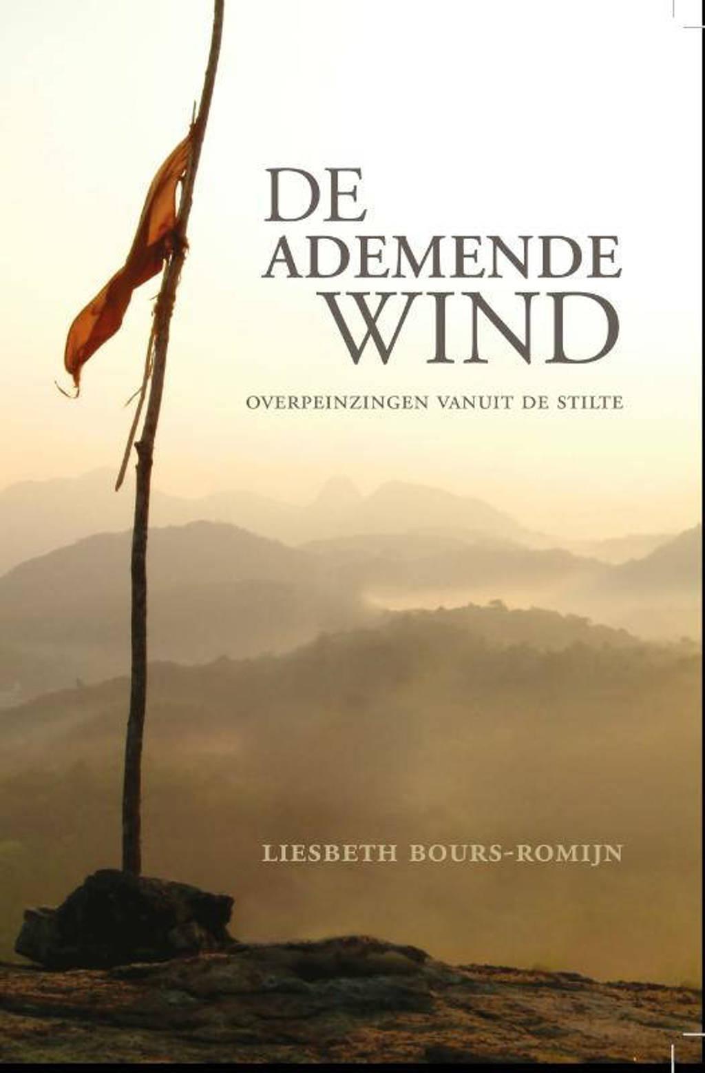 De ademende wind - Liesbeth Bours-Romijn