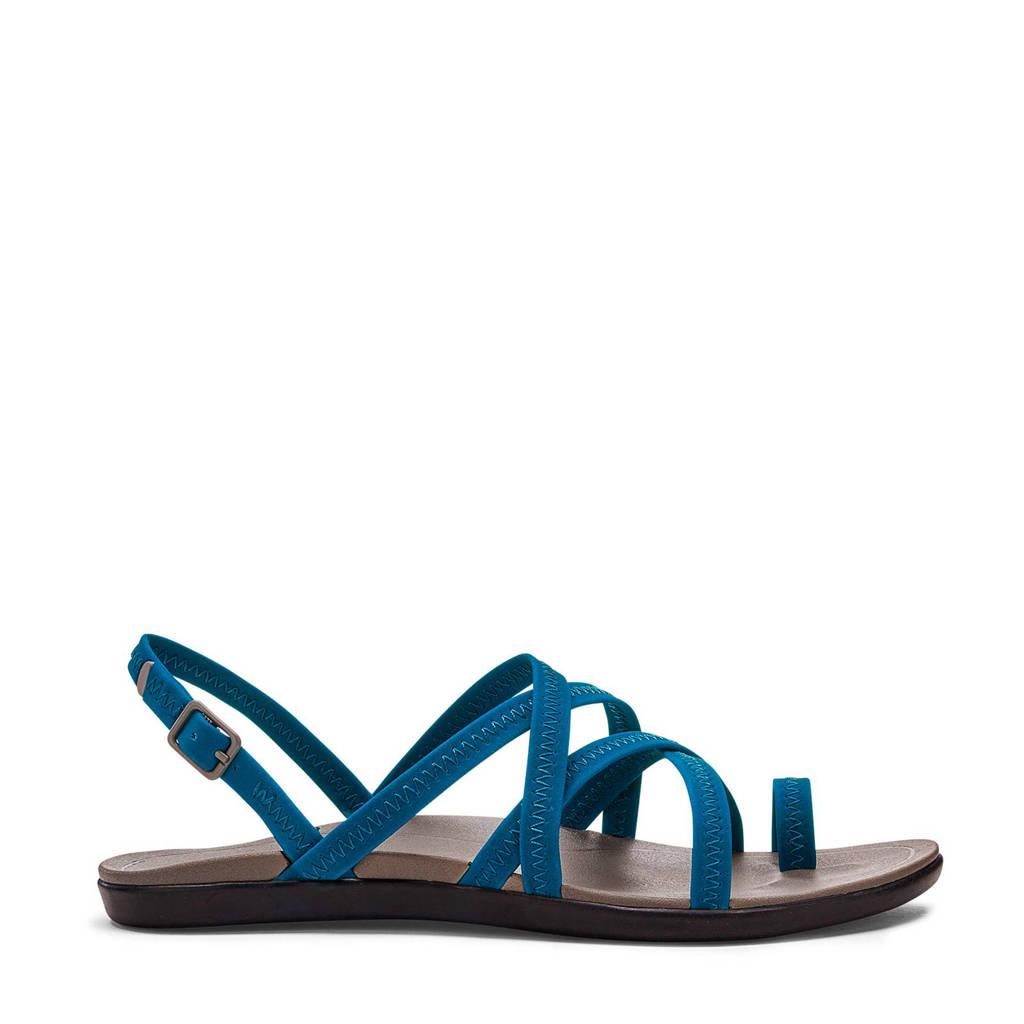 Olukai   Kalapu outdoor sandalen, Donkerblauw