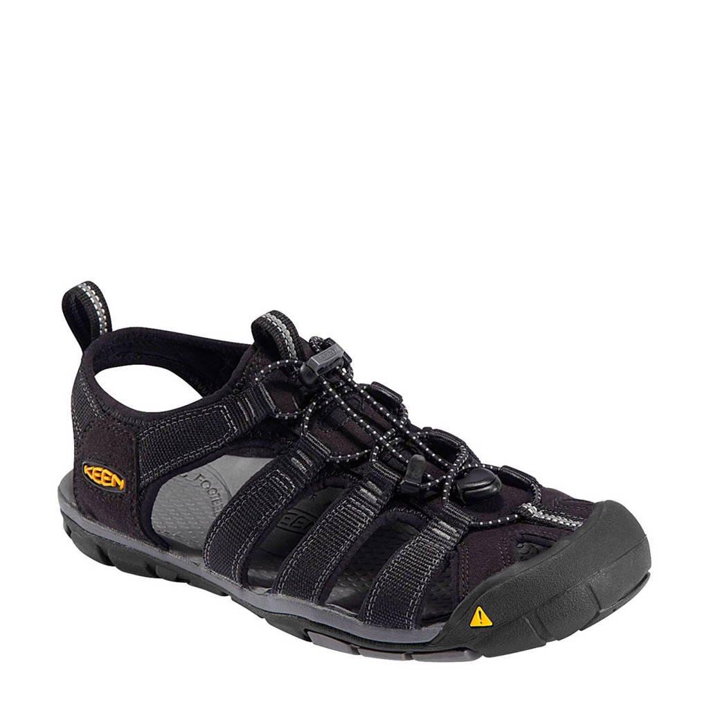 Keen   Clearwater CNX outdoor sandalen, Zwart
