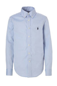 POLO Ralph Lauren overhemd, Lichtblauw
