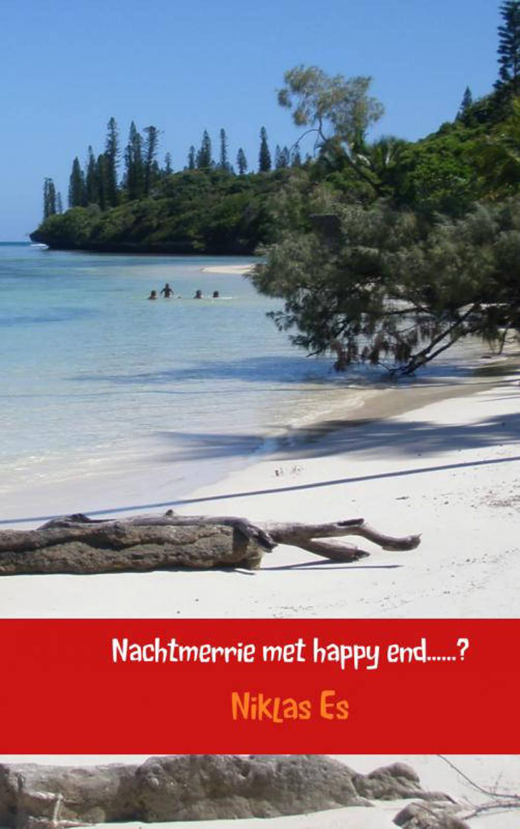 Nachtmerrie met happy end......? - Niklas Es