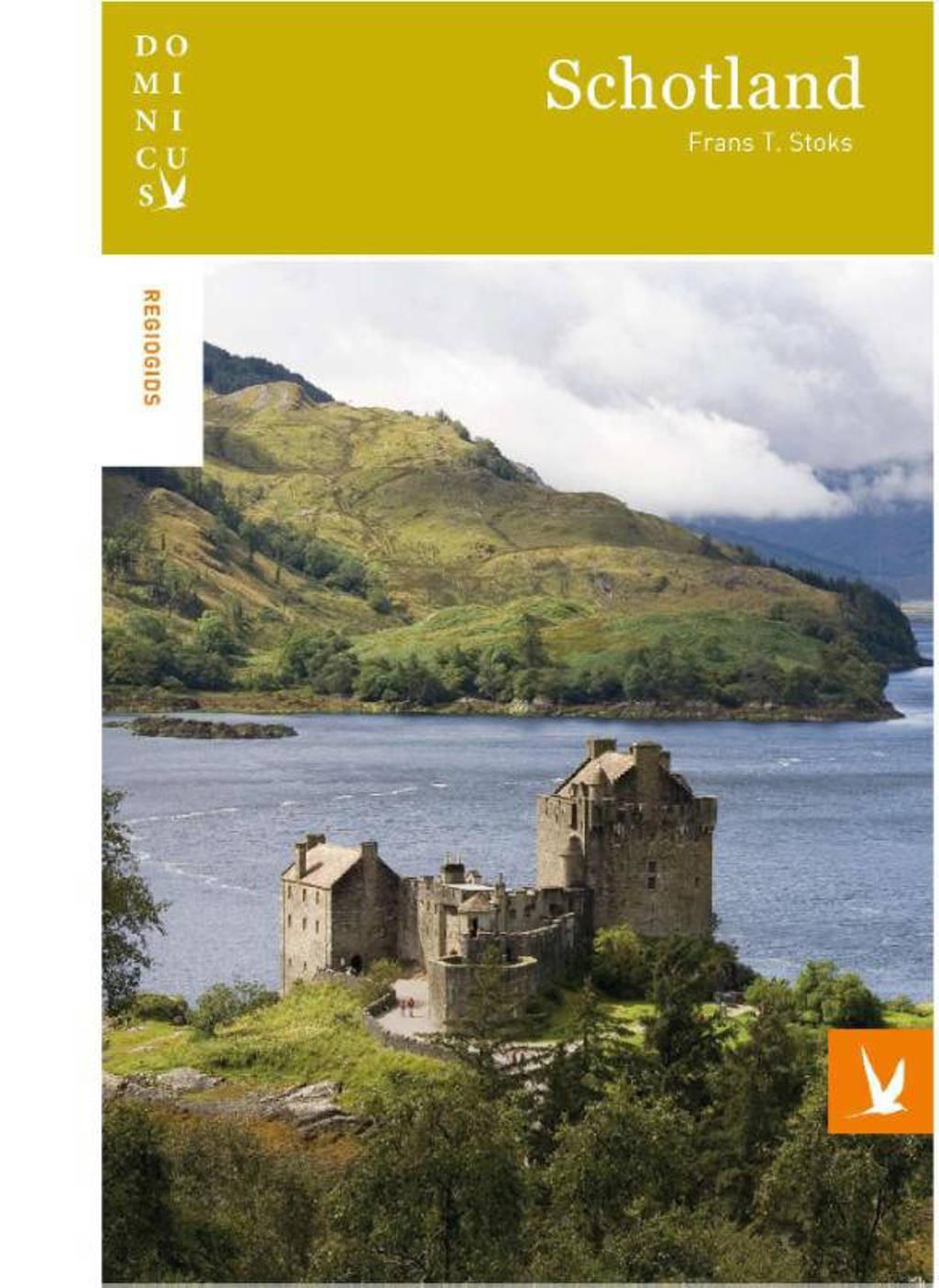 Dominicus Regiogids: Schotland - Frans T. Stoks