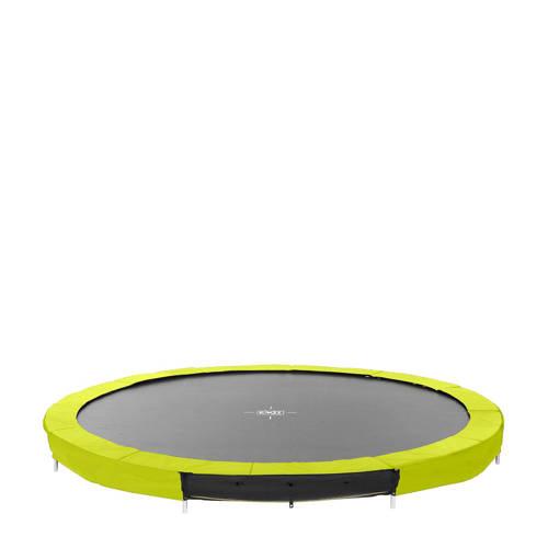 EXIT Silhouette Ground trampoline 366cm