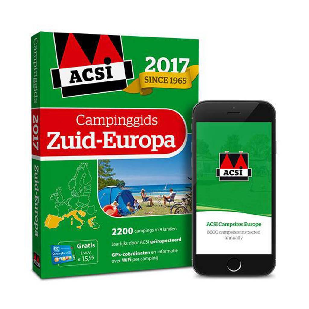 ACSI Campinggids: ACSI Campinggids Zuid-Europa 2017 + app