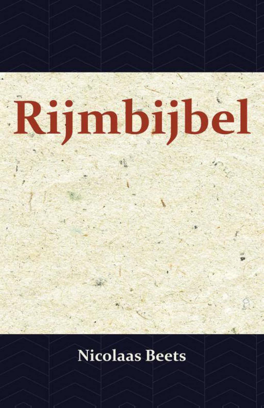 Rijmbijbel - Nicolaas Beets