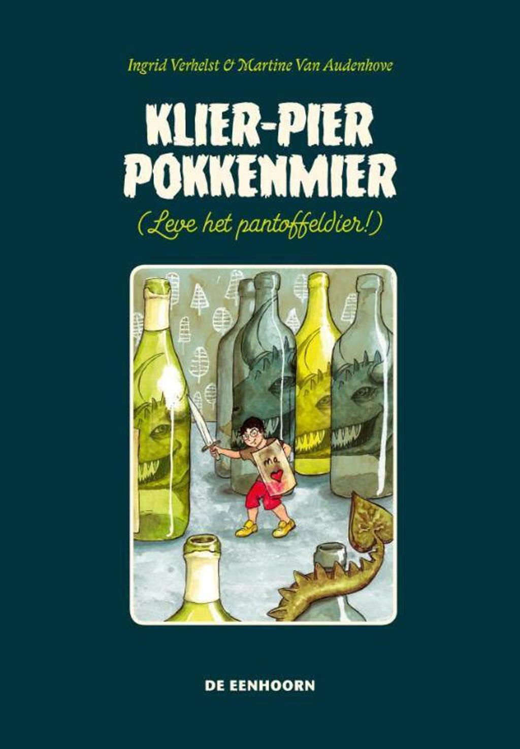 Klier-Pier Pokkenmier - Ingrid Verhelst