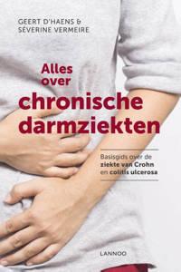 Alles over chronische darmziekten - Geert D'Haens en Séverine Vermeire