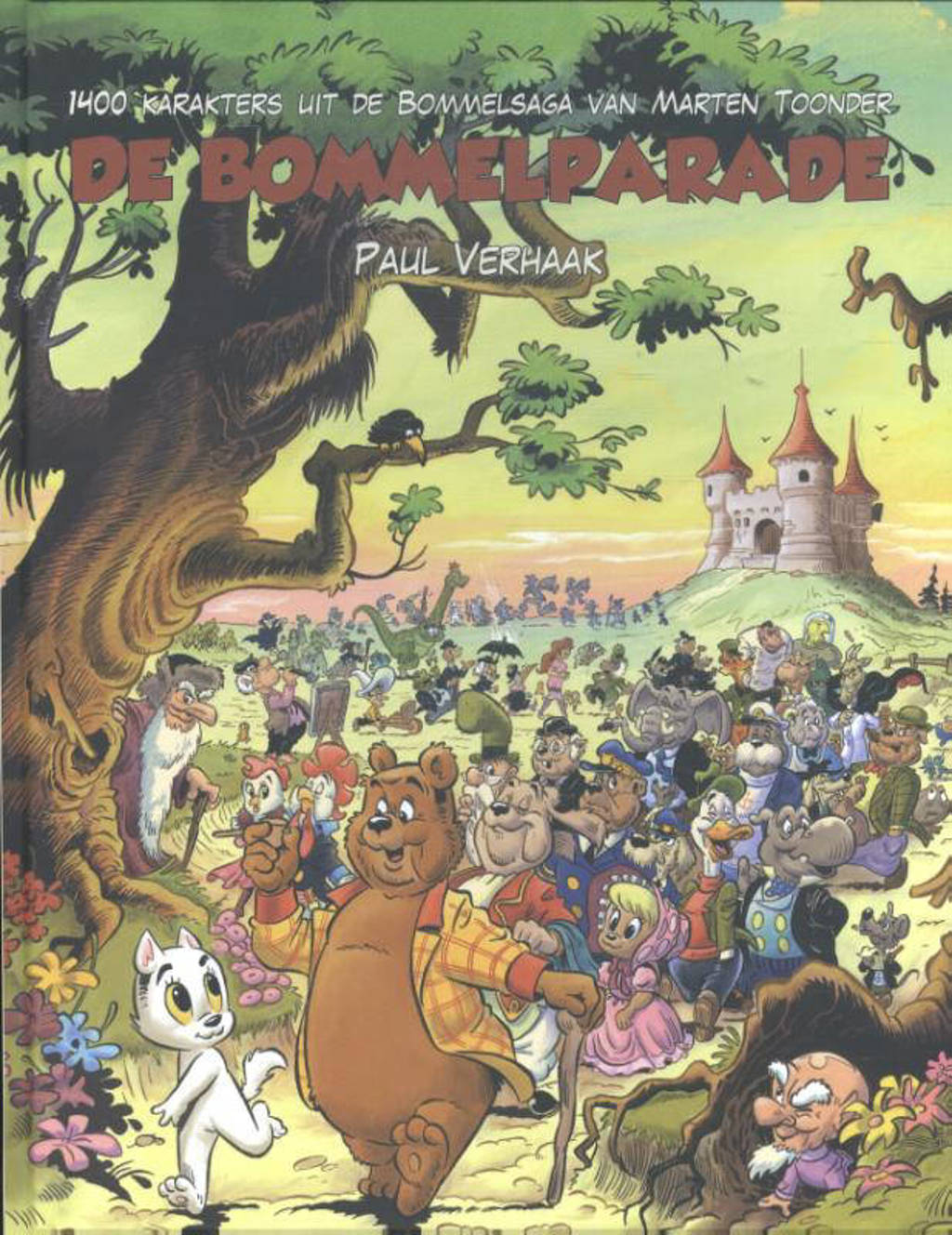 De Bommelparade - Paul Verhaak