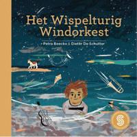 Sesam-kinderboeken: Het wispelturig windorkest / De vliegende soepkip - Petra Beeckx en Atilla Erdem