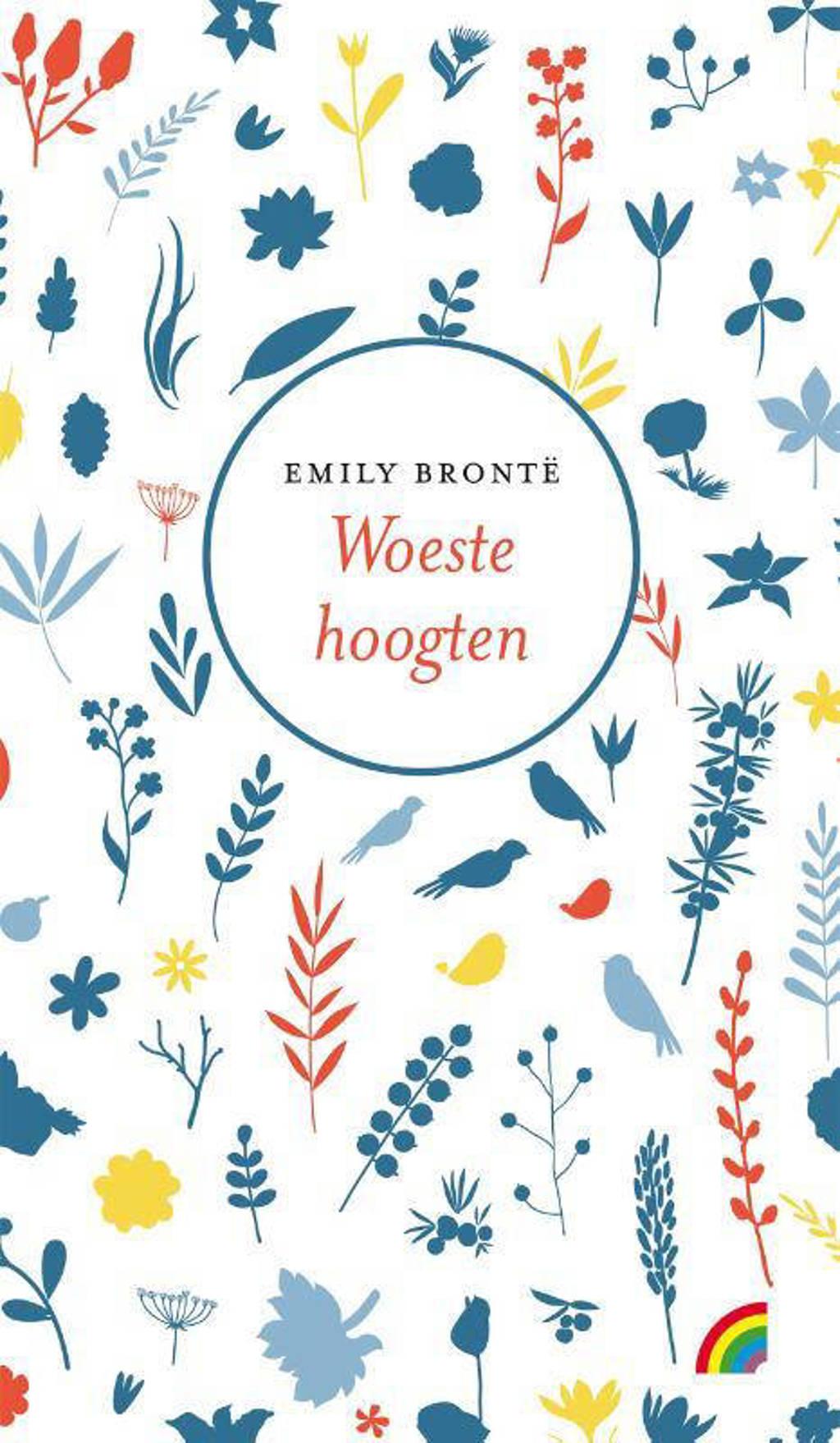 Woeste hoogten - Emily Brontë