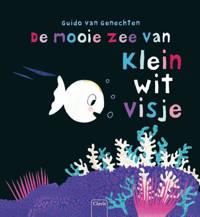 De mooie zee van Klein wit visje - Guido van Genechten