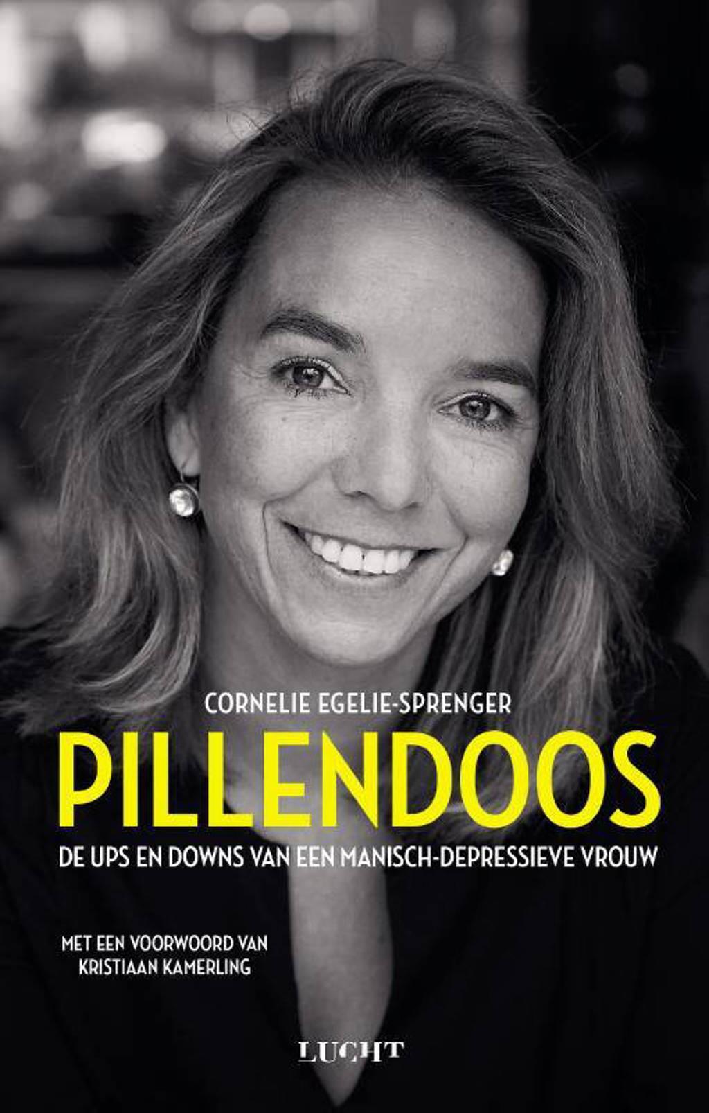 Pillendoos - Cornelie Egelie-Sprenger