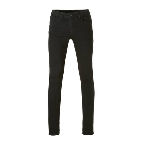 Purewhite skinny jeans The Jone black
