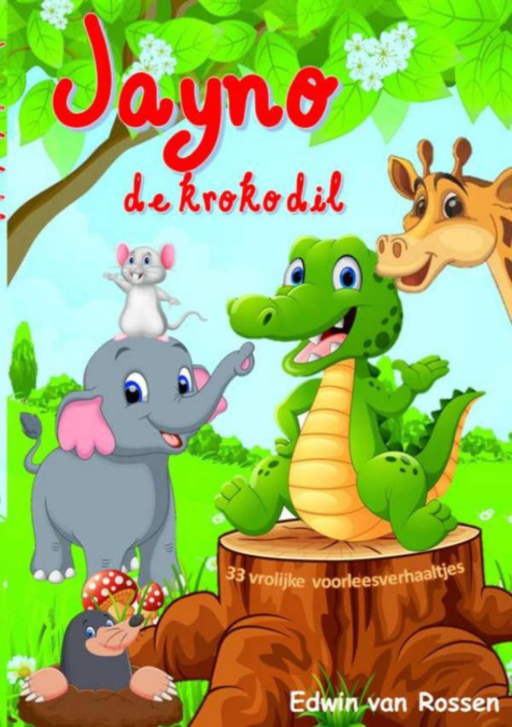 Jayno de krokodil - Edwin van Rossen