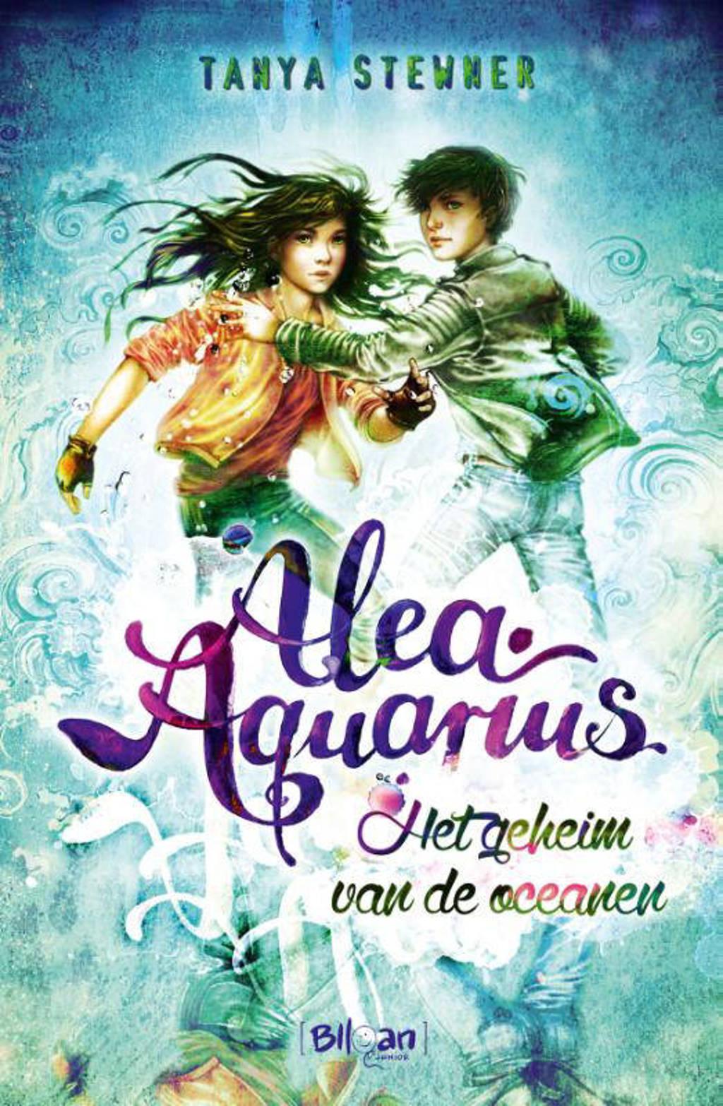 Alea Aquarius: Het geheim van de oceaan - Tanya Stewner