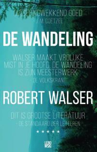 De wandeling - Robert Walser