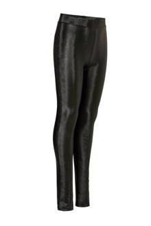 gecoate legging zwart
