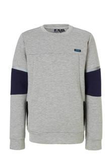 sweater Scuba grijs