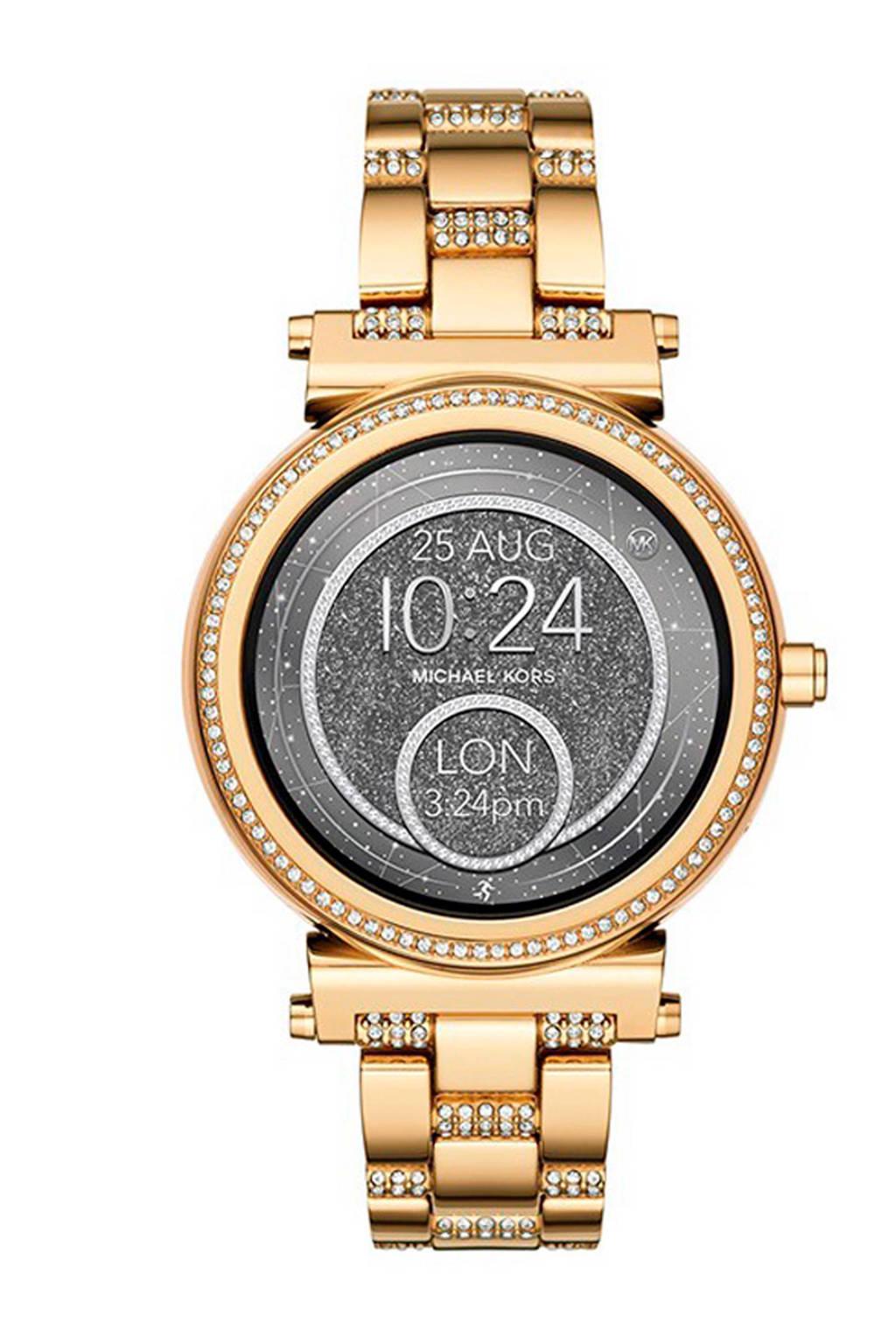 Michael Kors smartwatch - MKT5023, Goud